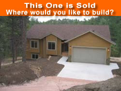 New Home Builder, Rapid City, SD