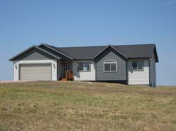 Sunset Ranch, New Home Construction & Near Ellsworth Air Force Base