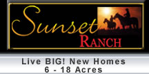 Horse Property 6-18 Acre Lots; Ellsworth Airforce Base