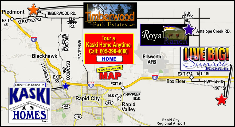 Rapid City Contractor for New Home Construction, Rapid City, SD, Quality first homes to VIP Luxury Homes.