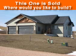 Sold at Timberwood Park Estates, Black Hills, SD