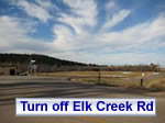 Click to View Your First Turn Off Elk Creek Road